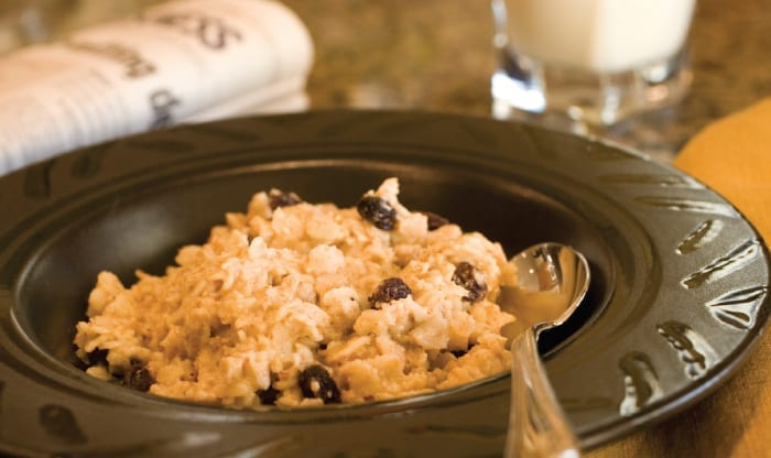 Healthy Hot Cereal